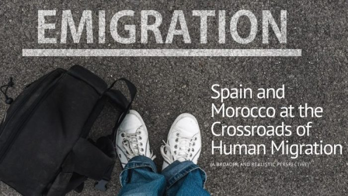 join this online course on Spain and Morocco at the crossroads oh human migration, led by by Dr. Amy Gooden and hosted by Celei and itinerarius.com